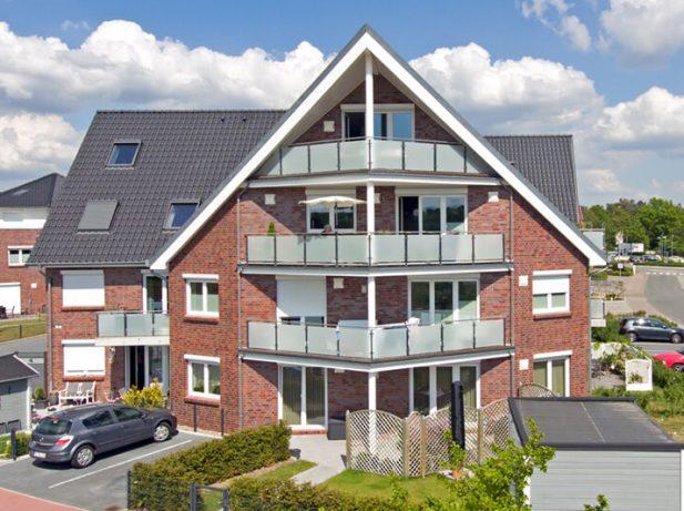 Neubau eines Mehrfamilienhauses mit 19 Wohneinheiten und einer Teilunterkellerung